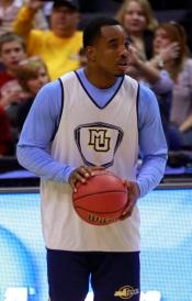 NCAA Basketball: NCAA Tournament-Marquette Practice